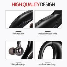 Bluetooth 4.2 Wireless Headphone Stereo Sports Earbuds In-Ea