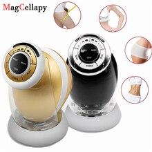 Electric Body Slimming Massage Shaper RF Ultrasonic EMS Burn Fat Breast Massager Anti Cellulite Weight Loss Machine