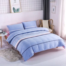 Super Soft Bedding Set King Size Duvet Cover &Bed Sheet & Pillowcase,Skin-friendly 4pcs Home Textiles 4pcs 600tc egyptian cotton soft duvet cover bed sheet set queen king size silky soft simple style embroidery hotel bedding set