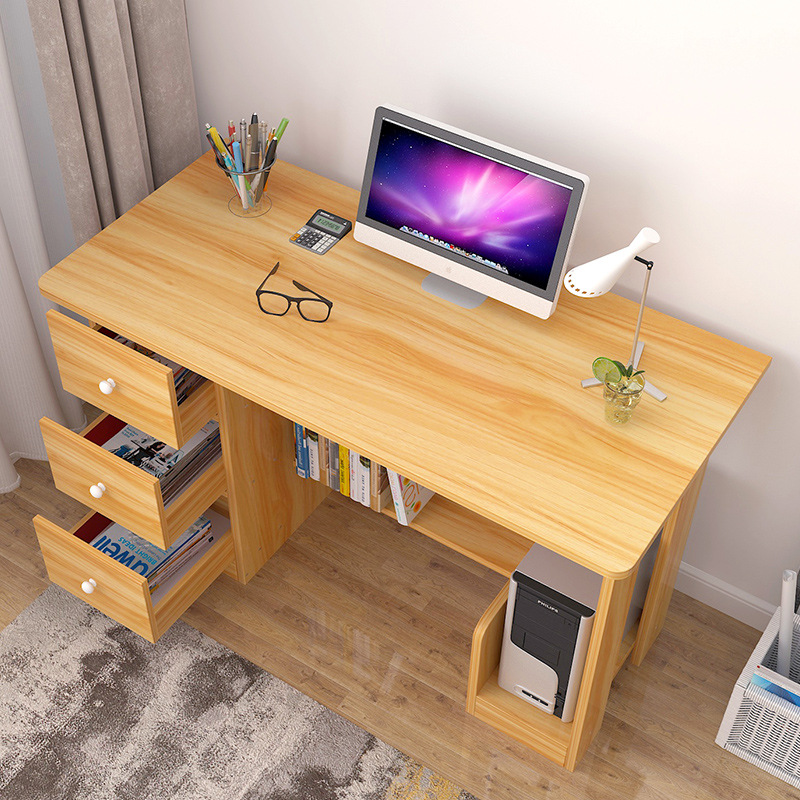 Home Desktop Computer Desk Economical Simplicity Student Desk Bedroom Learning Writing Desk Office Table