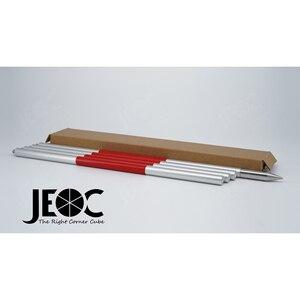 Image 4 - Jeoc grz101 com suporte interno, mini prisão de 360 graus para estação total leica