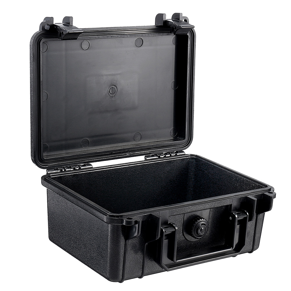 ABS Sponge Plastic Sealed Waterproof Safety Equipment Instrument Case Portable Tool Box Dry Box Impact Resistant