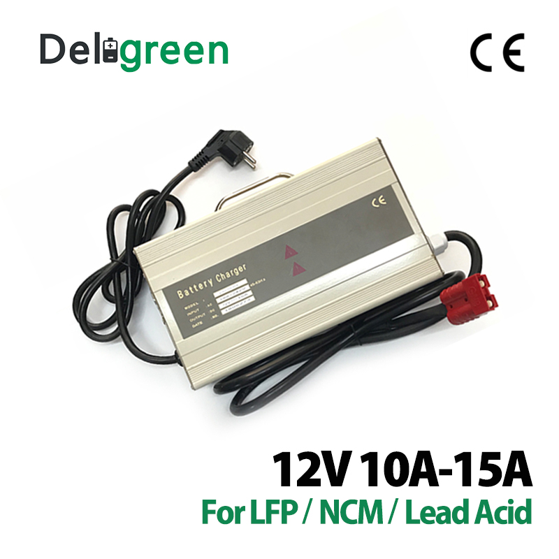 Electric Motorcycle ,Scooter <font><b>Battery</b></font> <font><b>charger</b></font> <font><b>12V</b></font> 10A <font><b>15A</b></font> Customized Factory Price LTO <font><b>Battery</b></font> <font><b>Charger</b></font> 12V15A image