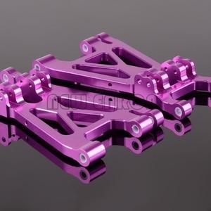 Image 3 - ENRON 2P #85238 Suspension en aluminium, pour HPI SAVAGE Flux HP A ARMS1 XL X 2350 4.6 21 25 SS 5.9 4.1, nouveau