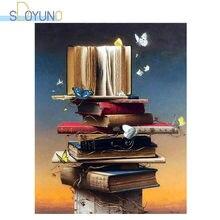 Sdoyuno 60х75см Сделай Сам картина по номеру Волшебная Книга
