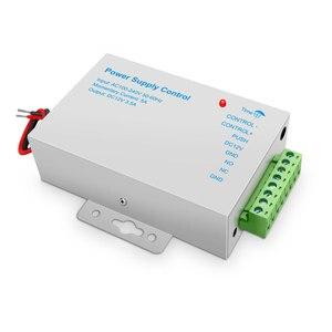 Image 2 - 110 240v 5A電源アクセス制御電源黒/白のカラーオプション