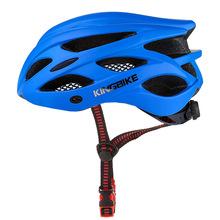 HOT mężczyźni kobiety kaski rowerowe MTB do roweru szosowego i górskiego kask integralnie formowane kaski rowerowe kask narciarski Capacete Da Bicicleta tanie tanio KINGBIKE (Dorośli) mężczyzn about 225g 16-20 Formowane integralnie kask mtb cycling helmets bicycle helmet bike helmet