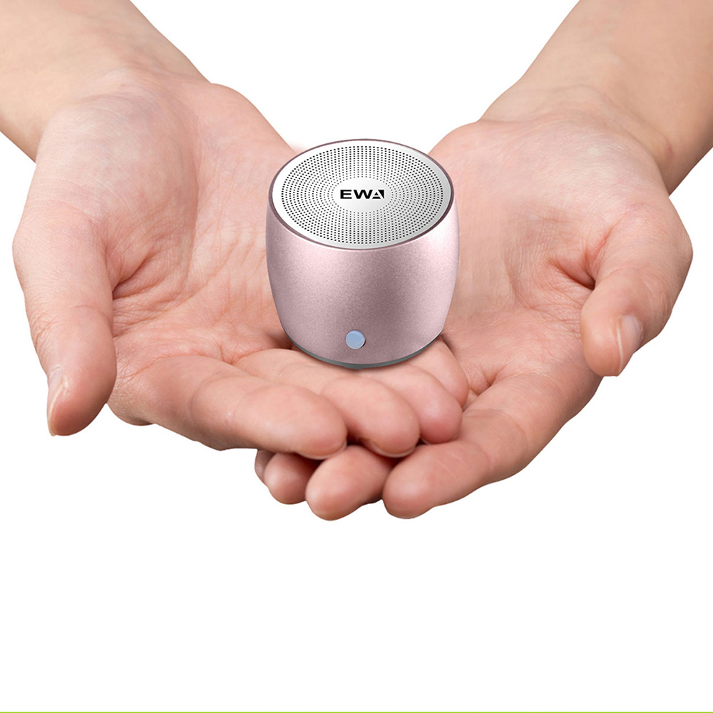 EWA A103 Mini Wireless Bluetooth Speaker German Bass Speaker Metal Box Loud Sound Car Speakers and Subwoofer Boombox Portable|Portable Speakers| - AliExpress