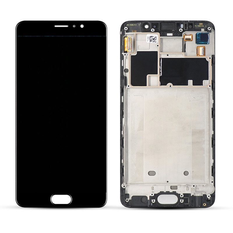"""Original 5.7"""" LCD For Meizu Pro 6 Plus M686G LCD Display Touch Screen Digitizer Glass Panel Assembly + Frame"""