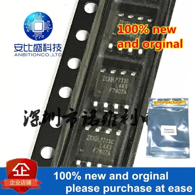10pcs 100% New And Orgina IRF7807ATRPBF SOP-8 N 30V 8.3A MOS In Stock