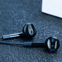 Langsdom fashion Sports wired Earphone E6U portable Super bass stereo in ear earphones gaming headset for music with microphones
