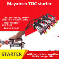 mayatech TOC Electric rc Engine Starter for 15cc - 80cc RC Model Gasoline engine Nitro engine Rc airplane Helicopter