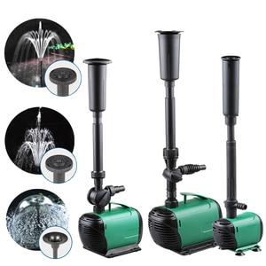Image 2 - 3500L/H haute puissance fontaine pompe à eau fontaine fabricant étang piscine jardin Aquarium Aquarium Aquarium eau circuler et Air oxygène augmenter