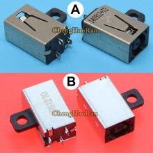 A/b dc power jack para dell inspiron 5555 5558 5559 v3558 v3559 3459 5455 5458 5459 7460 7560 3147 dc conector do portátil soquete