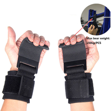 Lifting-Hook Power-Dumbbell-Hook Straps Wrist-Support Weights Training-Grips Gym Fitness