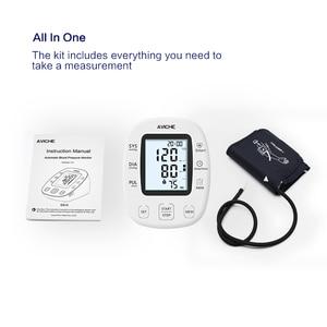 Image 4 - AVICHE Professionalเครื่องวัดความดันโลหิตอัตโนมัติแบบดิจิตอลBacklitจอแสดงผลLCD Talkingอุปกรณ์การแพทย์Sphygmomanometer