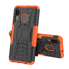 For Samsung Galaxy A30 A50 A70 Case Shockproof Hybrid Armor Silicone Bumper Back Cover For Samsung A10 A20 A40 A60 A80 M10 M20(China)
