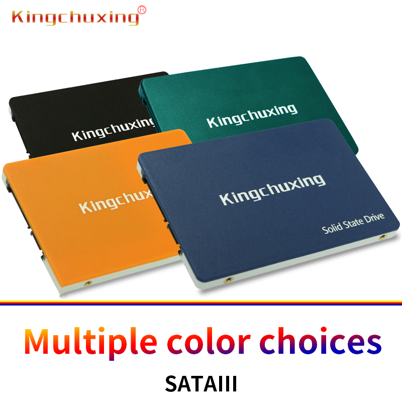 Kingchuxing SSD Hard Disk 64gb 120 Gb 240gb 1tb Sata3 Internal Solid State Drive Ssd For Pc Laptop Computer Five Install Gifts
