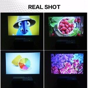 Image 3 - Vivicine V20 ucuz akıllı Video projektör, HDMI USB PC el taşınabilir Mini LED projektör için film oyunları