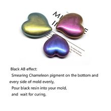 Aurora Pearl Pigment Powder Mica Pearlescent Colorants Resin Dye Jewelry Making H7EC