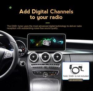 Image 3 - HD Android 10 8 core 4G + 64G 4G LTE Auto GPS Navigation Multimedia Player für Mercedes benz E Klasse W212 E200 E230 E260 E300 S212
