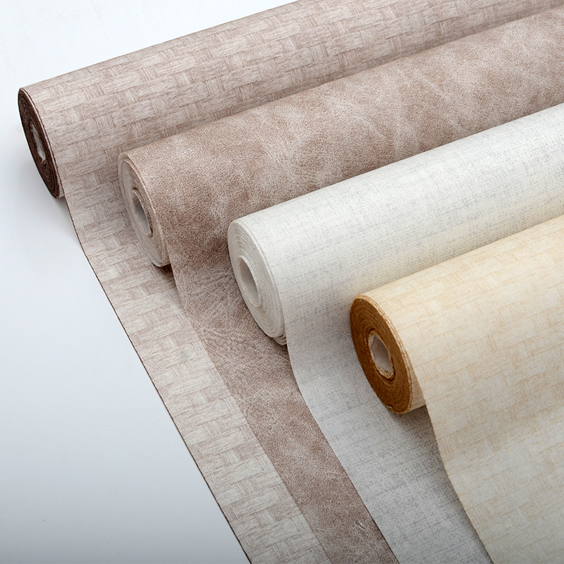 Long roulement brut Xuan papier chinois peinture papier Antique lin froissé calligraphie riz papier Rijstpapier Carta Di Riso 50m