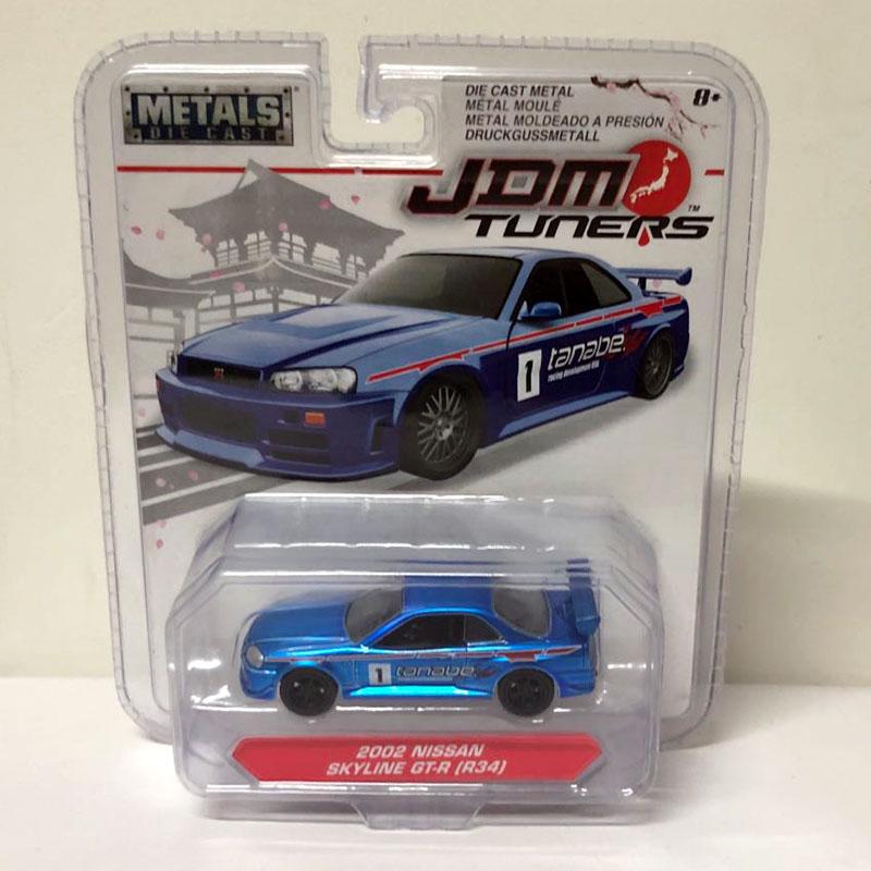 2002 Nissan Skyline GT-R (R34) (2)