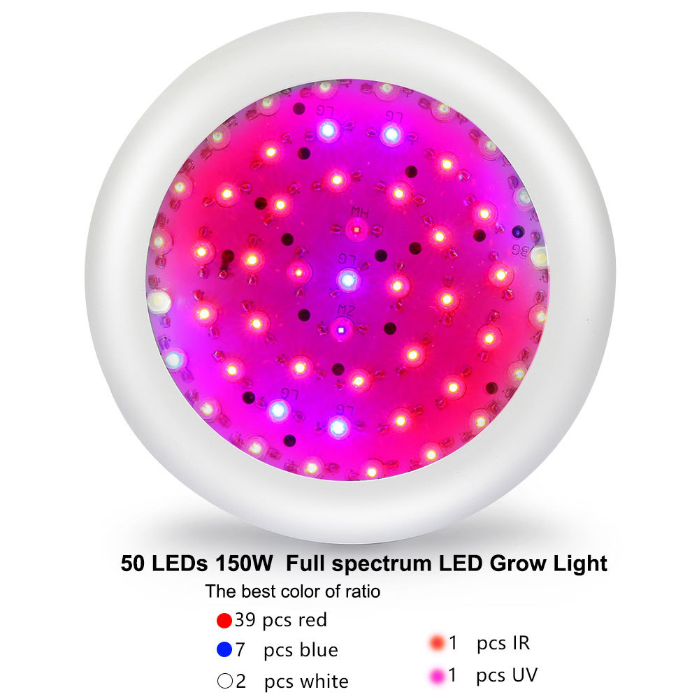 LED Grow Light Full Spectrum For Indoor Greenhouse Tent Plants new