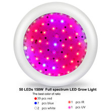 LED Grow Light Full Spectrum For Indoor Greenhouse Grow Tent Plants Grow LED Light new