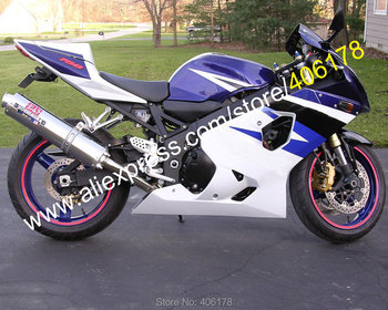 Cheap Price For GSX-R600/750 K4 2004 2005 GSXR600 GSXR750 04 05 moto parts fairings kit (Injection molding)