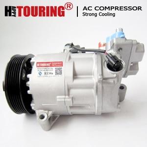 Image 2 - Voor Bmw E90 Compressor Bmw 3 E90 E91 64529182793 64526915380 64509156821 64509145351 CSE613C Airco Pomp Compressor