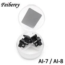 Signalfire AI7 AI8 AI8C AI9 Optical Fiber Fusion Splicer AI 7 AI 8 AI 8C AI 9 Fiber Optic Fusion Splicing Machine Electrode