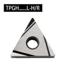 TPGH -R L-H TPGH110302R TPGH110304R TPGH090204R TN60 PR930 Turning Inserst CNC Carbide Original Blades Lathe Cutter Tool Holder