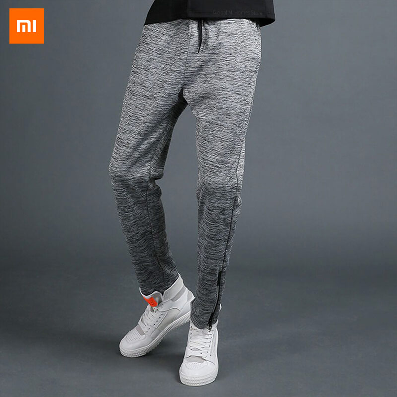 Xiaomi Mijia Youpin F.Mate City Plus velvet stretch pants 3D warm velvet lining men's sports trend running leisure image