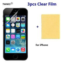 3x Защитная прозрачная пленка для экрана iphone 11 pro xr xs