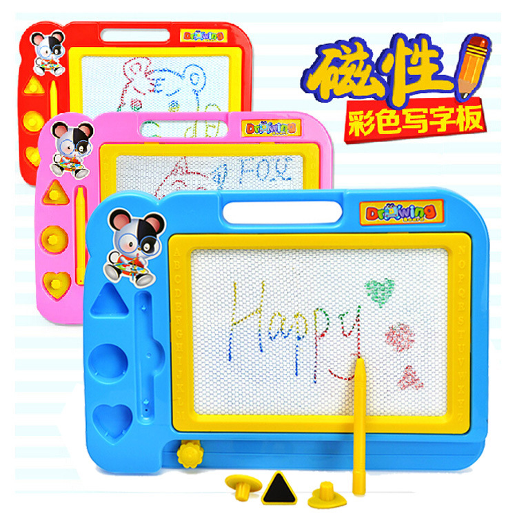 Innovation Sketchpad Color Magnetic Drawing Board Children Graffiti Drawing Board Children'S Educational Teaching Aids