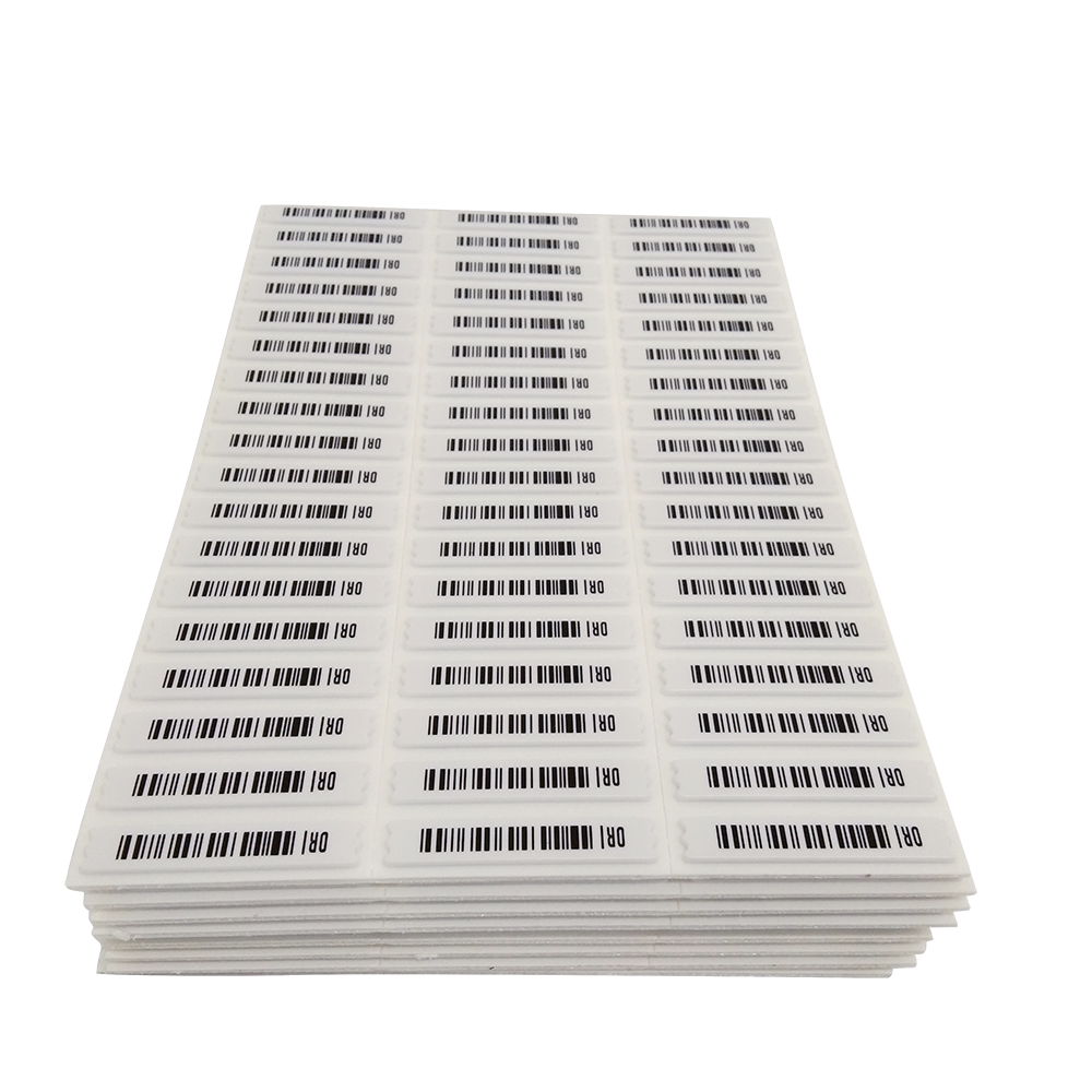 1000PCS AM 58KHZ For Anti-shoplifting DR Soft Label  For Security Door