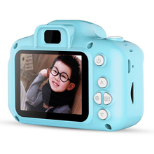 1080P Blue Pink Mini Digital Camera for Children Kids Baby C