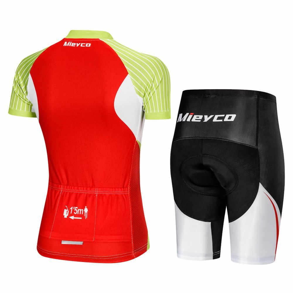 Profesjonalna odzież do kolarstwa drużynowego damska koszulka na rower z krótkim rękawem zestaw sportowy MTB Wear Quick Dry Road Bike odzież wyścigowa kombinezon do jazdy