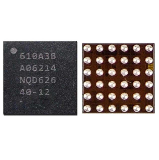 AliSunny 50 pièces 610A3B U2 ic pour iphone 7 7Plus ic de charge