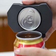 1pcs go swing  new style Universal Topless Can Opener The Easiest Can Opener Ez-Drink Opener Bottle Opener