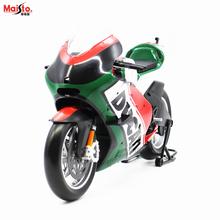 Maisto 1:6 2011 Ducati locomotive model Simulation alloy motorcycle ornament Motorcycle model car model toy collection gift scale 1 18 motorcycle model adult toy simulated alloy locomotive abs decoration with good quality gift