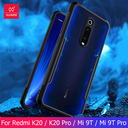 For Xiaomi Redmi K20 K20Pro Mi 9T Mi 9T Pro Case Protective Phone Case Mobile Cover Soft Shookproof Airbag For Mi Mi9T Pro Xundd