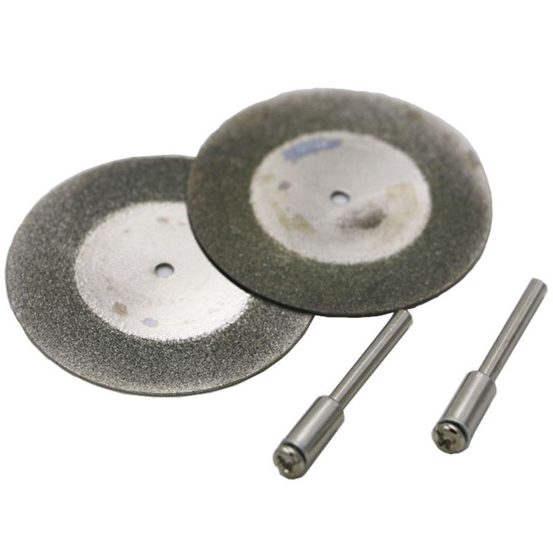 Electric Drill Saw Blade Wheel Holder Set For Shaft 1.97in Diameter Rotary Tool
