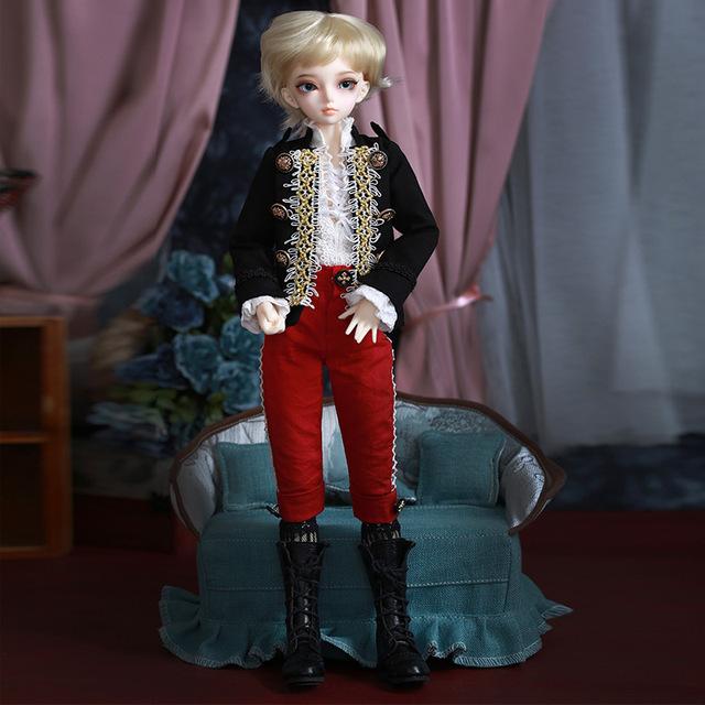 Fairyland Minifee Luka 1/4 Doll BJD Girl Body Toys for Boys Dolls Resin Figures