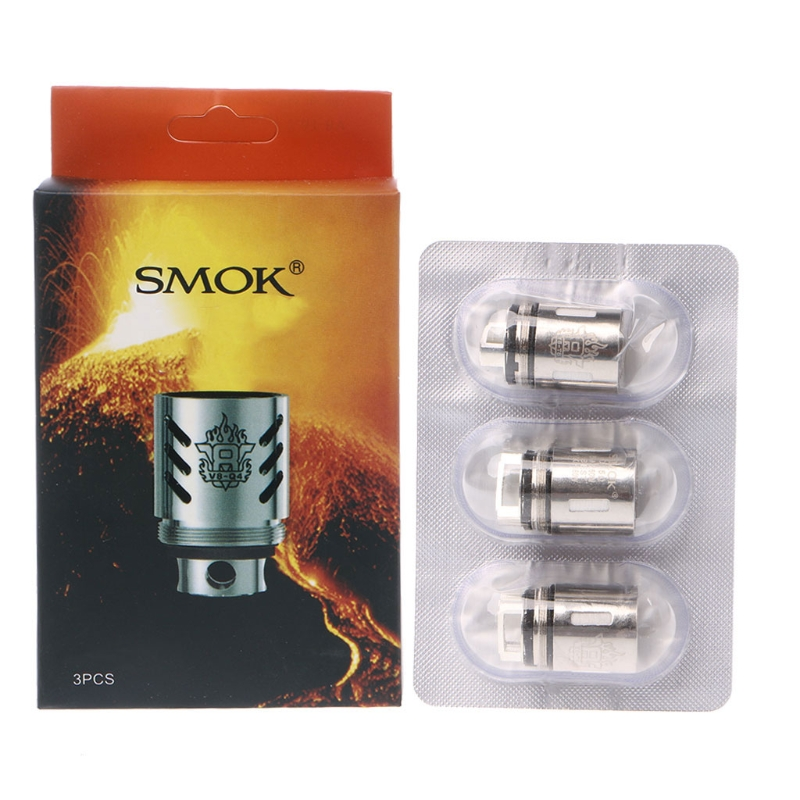 3Pcs / Set Replacement Coil Heads Cloud Beast For SMOK TFV8 V8-T6/-T8/-T10