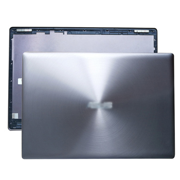 Original NEW Laptop LCD Back Cover For ASUS UX303L UX303 UX303LA UX303LN Grey No Touch/With Touch Screen Back Cover Top Case new original top cover for vaio svf15a svf15ac1ql svf15aa1ql svf15a100c svf15a190x svf15a19scb svf15a16cxb lcd back cover