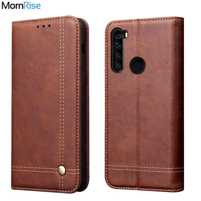 Luxury Retro Slim Leather Flip Cover For Xiaomi Redmi Note 8 8T 8 Pro Case Wallet Innrech Market.com