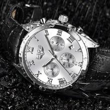 Relogio LIGE Watches Mens Sports Waterproof Date Analogue Quartz Chronograph Business For Men reloj hombre