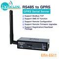 RJ45 RS485 к GSM GPRS Серийный Сервер маленький HF Elfin-EG11 Серийный порт устройство подключение к сети Modbus TPC/HTTP IP DTU модуль